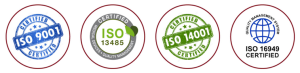 Opulent Americas ISO Certified